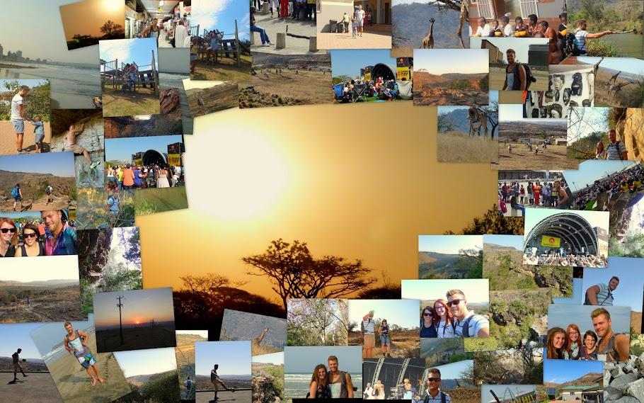 Quer durch Südafrika