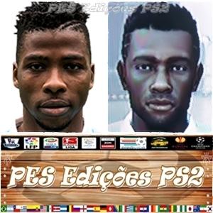Kelechi Iheanacho (Manchester City) e Nigéria PES PS2