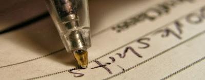 Pisanie komentarza lub opinii o psychoterapeucie. Fot. Ildar Sagdejev (Specious)