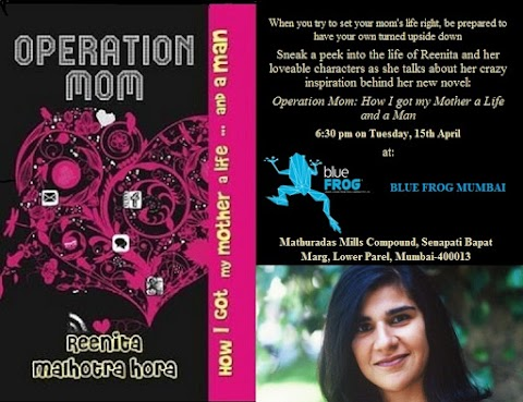 Book Review: Operation Mom