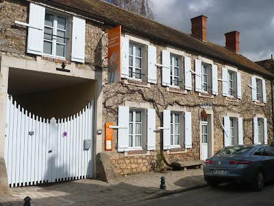 Peintures des mus es de france barbizon for Auberge maison gauthier