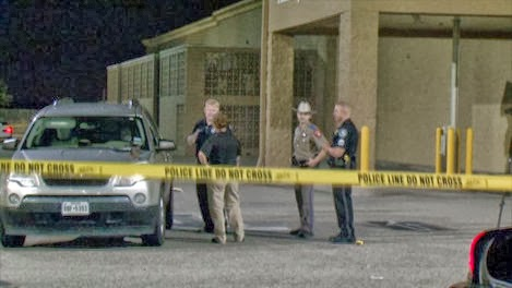 scene of fatal shooting at league city walmart source