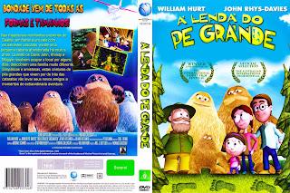 A Lenda do Pé Grande (The Legend of Sasquatch) 2006 A+Lenda+do+P%25C3%25A9+Grande