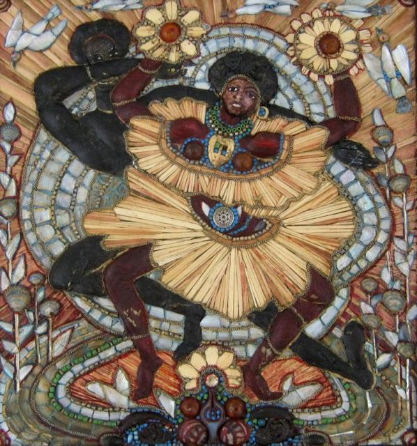Анна Самутина, Танцует Африка, 2004
