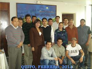 Ecuador, febrero, 2011