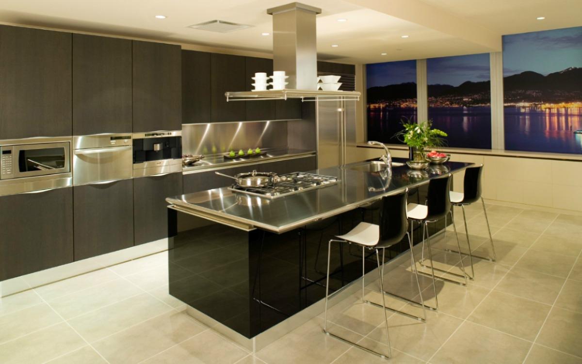 Cocinas industria procesadora de maderas ipm for Cocinas integrales modernas