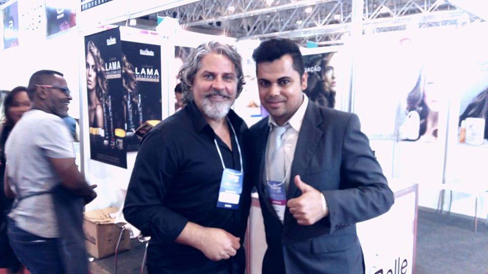 Encontro de Visagistas: Robson Trindade e Maykon Menezes #sucesso
