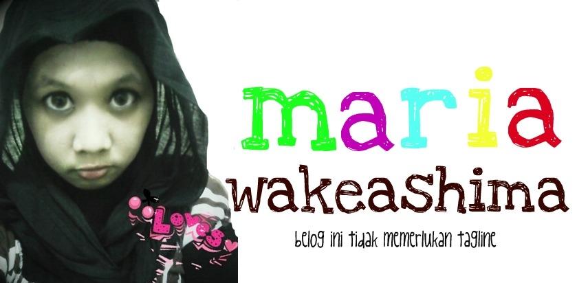 Maria Wakeashima