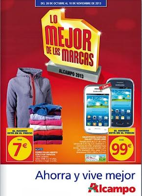 catalogo alcampo mejores marcas nov-2013