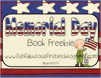 https://www.teacherspayteachers.com/Product/Memorial-Day-Book-Freebie-1250781