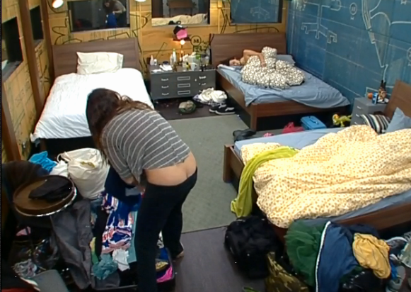Big Brother USA Live Feed Updates: After Being Awake for An Hour, The