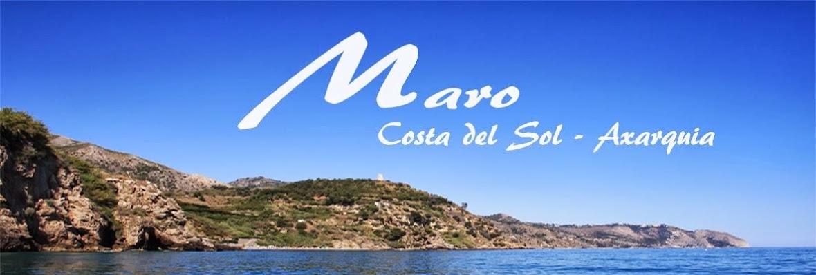#Maro  #CostadelSol #Axarquia Cueva de Nerja Balcon de Europa Acantilados de Maro sierra almijara