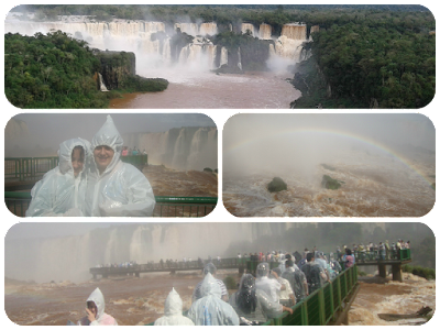 Visita ao Parque Nacional do Iguaçu