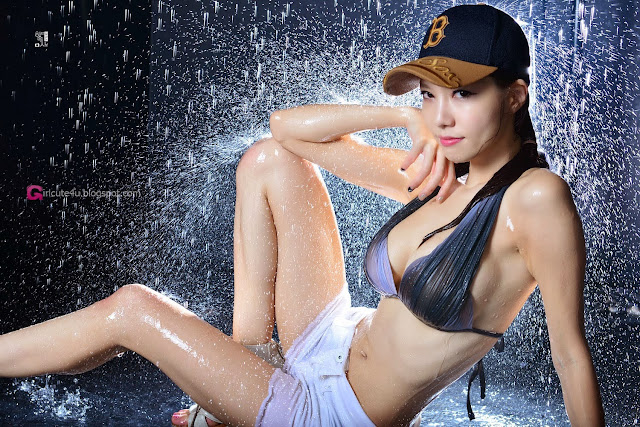 3 Wet Han Min Young - very cute asian girl-girlcute4u.blogspot.com