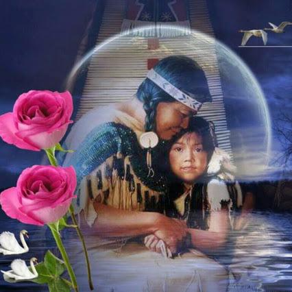 Mijn passie voor Nativ American Indians