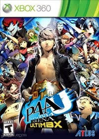 Persona 4 Arena Ultramax
