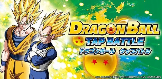 Download Dragon Ball Tap Battle v1.1 Apk Full [Reupado / Sem Root]