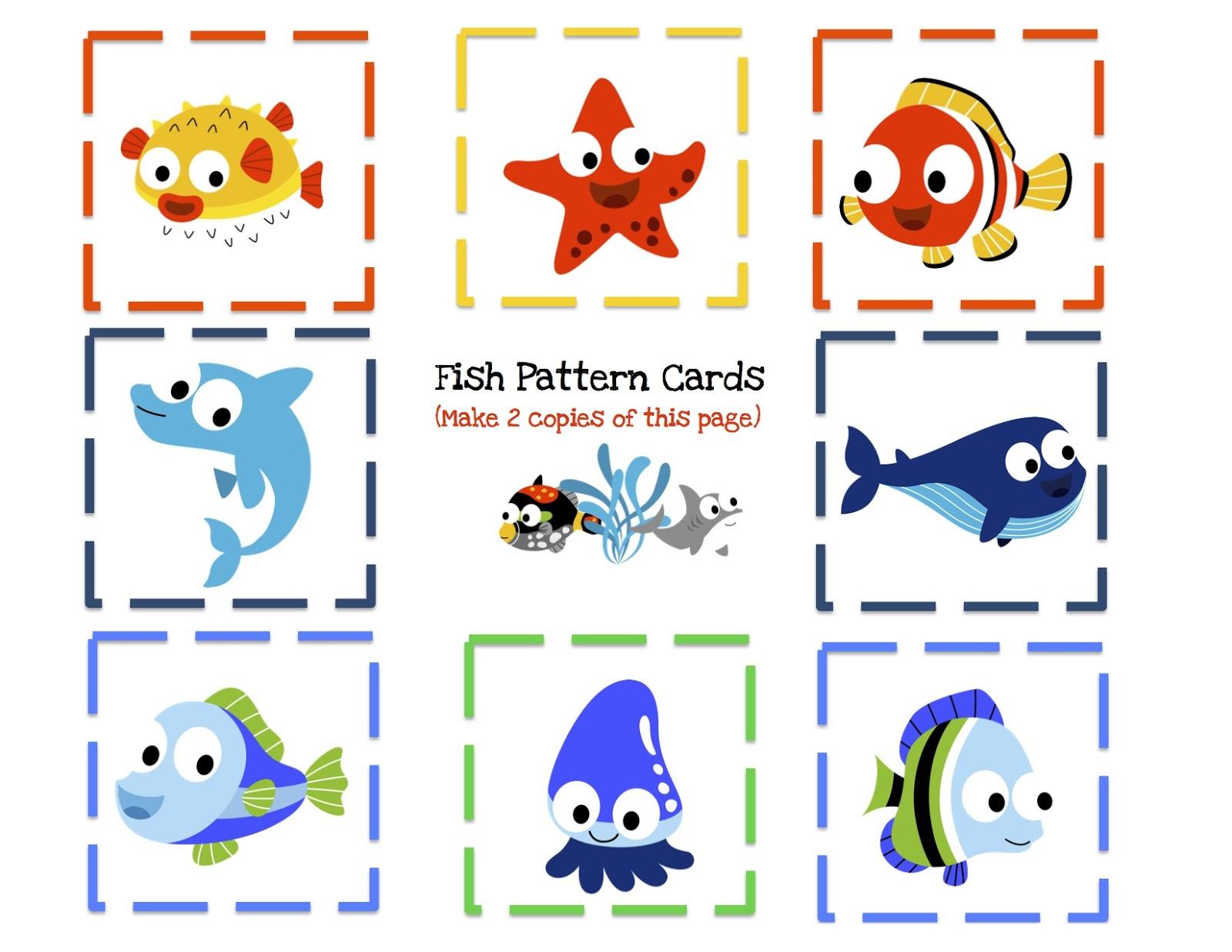 Coloriage Gratuit Poisson - Coloriages gratuits Poissons et aquariums