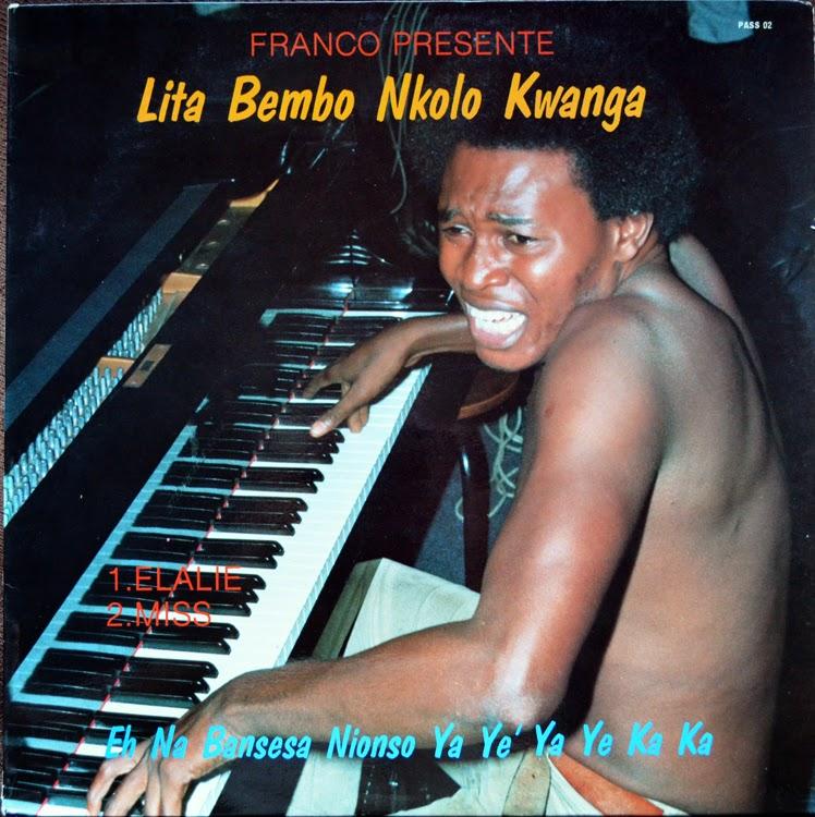 Franco Et L Orchestre OK Jazz Surboum African Jazz N 24