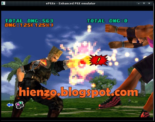 Download Free Iso Tekken 3 PS1 Game Untuk PC (15 MB)