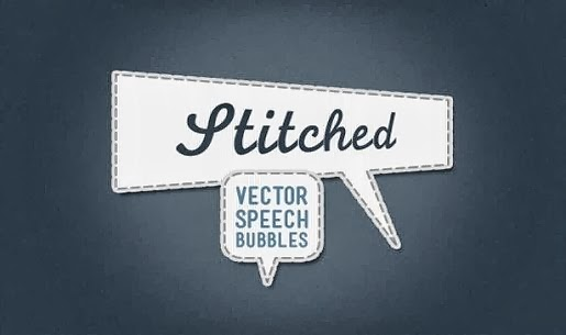 Create stitched effect with CSS3