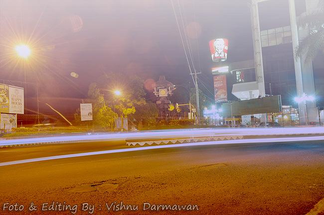 Slow Speed Jam Kota Satria || Foto & Editing By : Vishnu Darmawan ( KLIKMG ) Fotografer Purwokerto