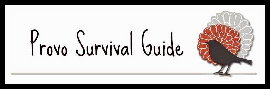 provo survival guide