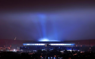 Arena do Grêmio será inaugurada neste sábado (08/12/2012)