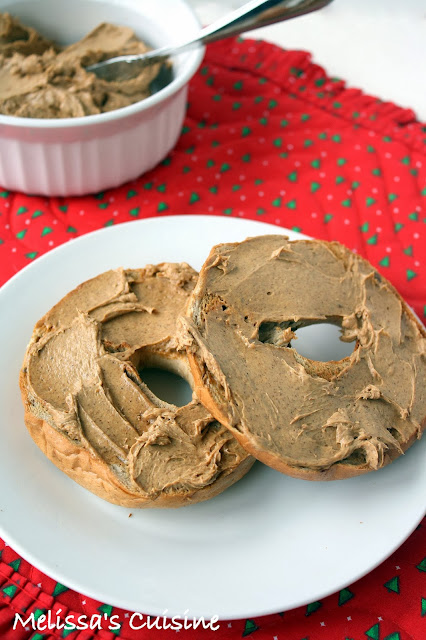 Melissa's Cuisine: Gingerbread Spread