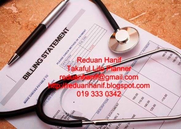 Berapakah anda sanggup bayar untuk kos rawatan hospital?