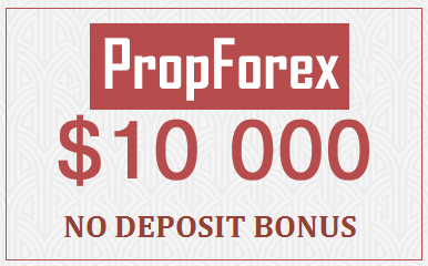 Best forex broker with no deposit bonus