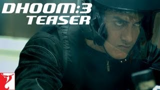 Watch DHOOM:3 Full Movie Official TEASER Trailor Watch Online – Aamir Khan | Abhishek Bachchan | Katrina Kaif | Uday Chopra