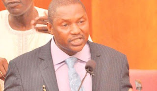 Attorney General of the Federation and Minister of Justice, Abubakar Malami (SAN)