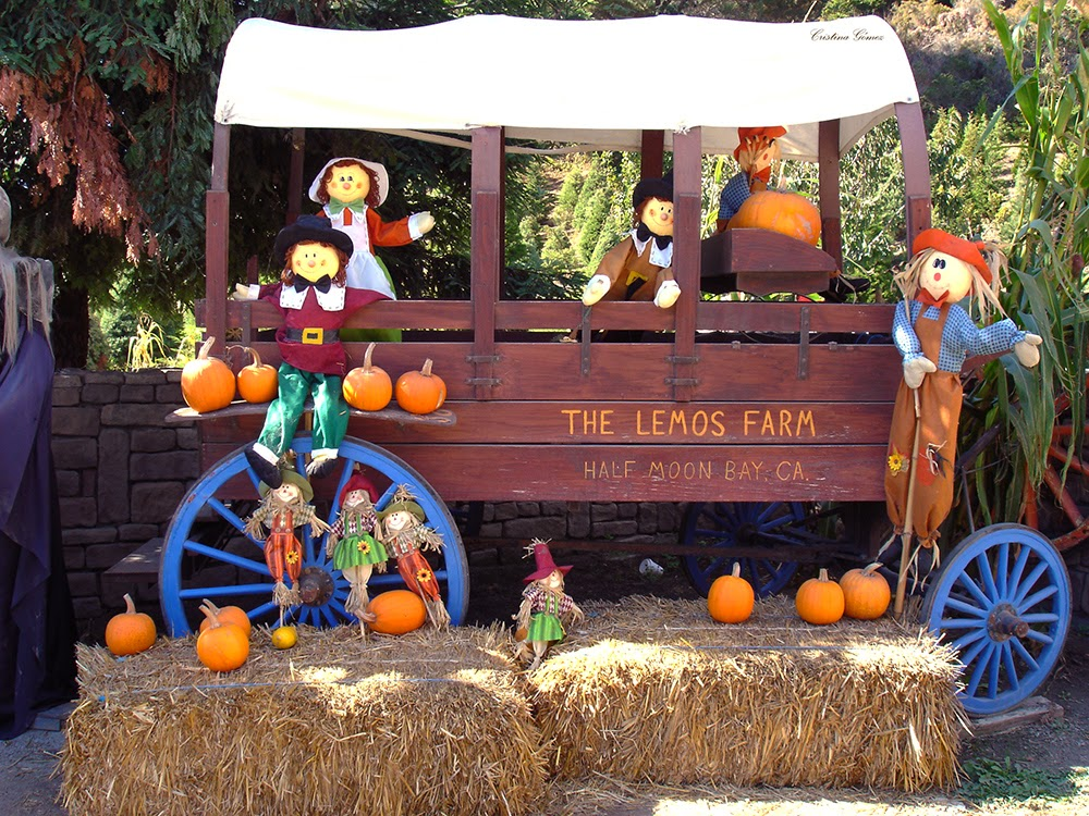 Pumpkin Fest at Half Moon Bay
