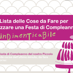 Speciale Compleanni dei Bambini: Ricette Bio e Naturali