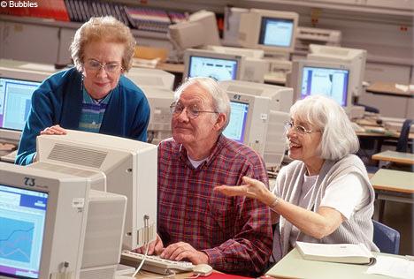 les plus vieux utilisateurs de Facebook