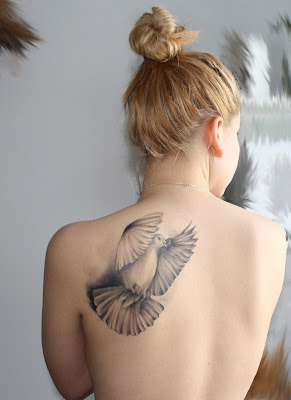 Best places to get tattoos for women half sleeve tattoos for Good places to get hidden tattoos