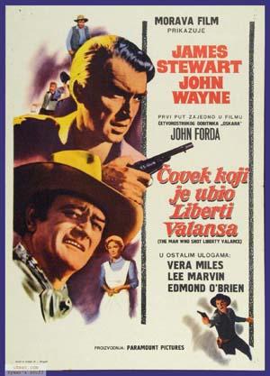 Người Giết Liberty Valance - The Man Who Shot Liberty Valance Vietsub - 1962