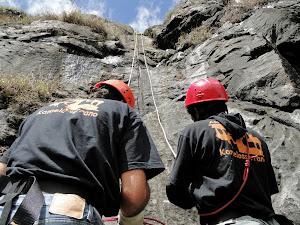Roteiro 8 - Rapel na Pedreira de Rio Grande da Serra