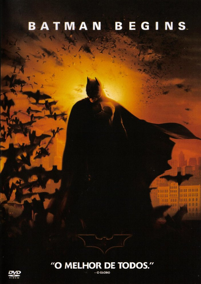 Filme Batman Begins Dublado AVI BDRip