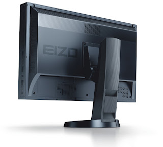 EIZO FlexScan SX2762W Widescreen LCD H-IPS Monitor Back
