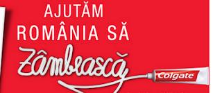 Ajutăm România să zâmbească (campanie Colgate)