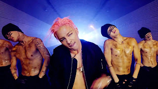 Big Bang Taeyang from Bang Bang Bang MV