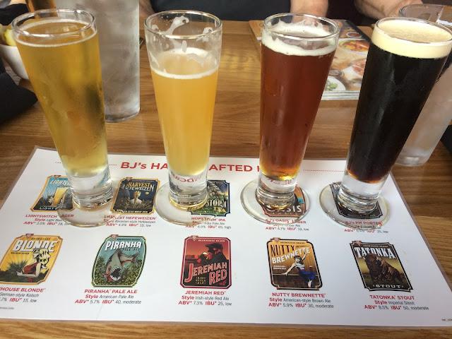 bjs brewhouse beer review