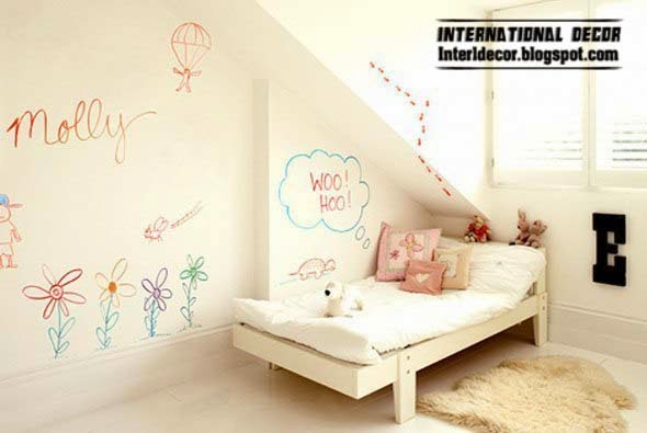 Wall decorating ideas for Childrenu0027s room