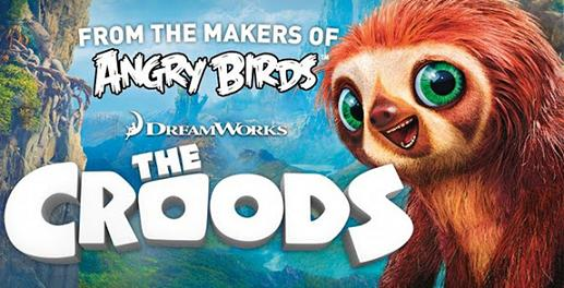 Download The Croods for Android, iPhone and iPad