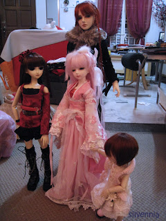 The Arrival of Lady Himeko (Only-Doll Fenying) A8