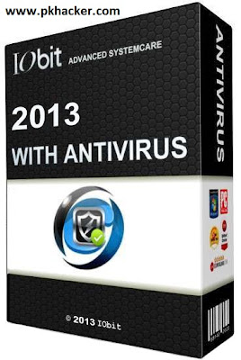 Advanced SystemCare with Antivirus 2013 With Serial