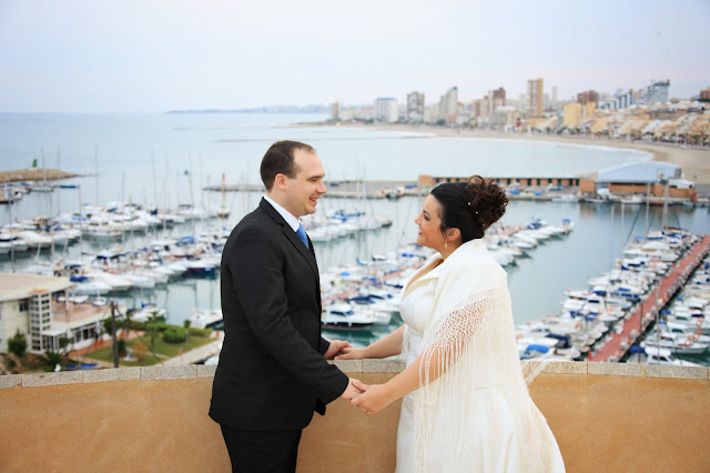 Torre vigía Illeta El Campello boda Monerías