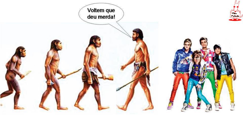 meme Evolução